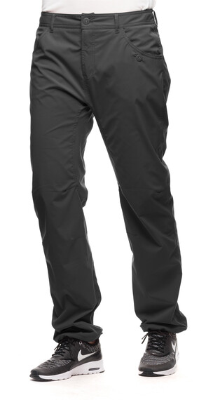 Houdini W's Thrill Twill Pants Rock Black